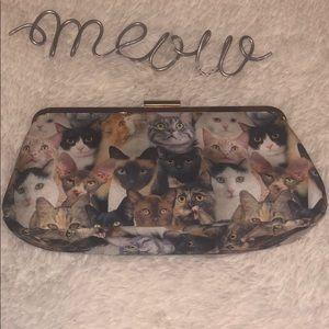 NWOT Cat purse!